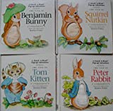 Touch'n Read Pop-up Adventures: Four Pop-Up Books (Peter Rabbit - Squirrel Nutkin - Tom Kitten - Benjamin Bunny)