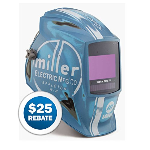 Welding-Helmet-Vintage-Roadster-Blue