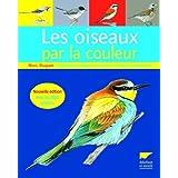 Les oiseaux par la couleurpar Marc Duquet