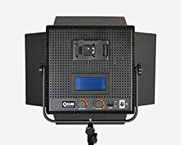 CAME-TV High CRI Bi-color 5600K to 3200K 1024 LED Video Lights Studio TV Lighting + Free Bag