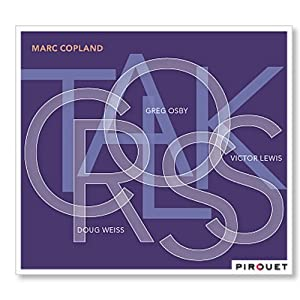 Marc Copland - Crosstalk  cover