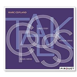 Marc Copland - Crosstalk  cover