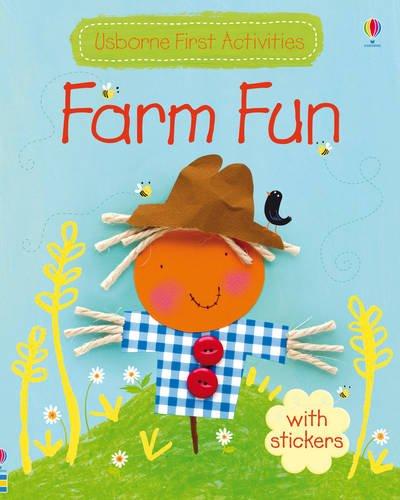 Farm Fun (Usborne First Activities)