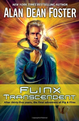 Flinx Transcendent: A Pip & Flinx Adventure (Pip and Flinx Novels)