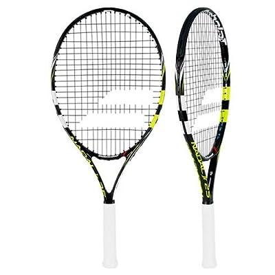 Babolat Nadal Junior 25 Grip 0 Strung Tennis Racquet (Black, Yellow, Weight - 240)