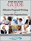 img - for Step-By-Step Guide to Effective Proposal Writing for Nonprofit Organizations book / textbook / text book