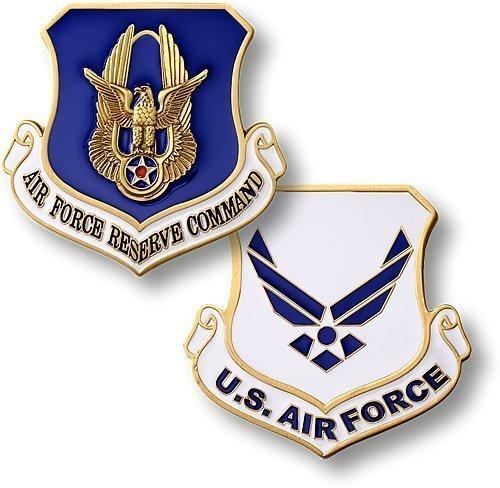 Air Force Reserve Command Enamel