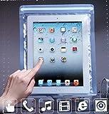 Staubschutz hülle Wasserdichte Hülle für Tablet Smartphone transparent