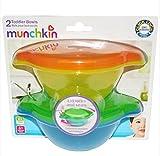 Munchkin 2 Toddler Bowls