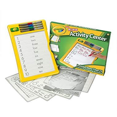 Product Image Crayola Dry Erase Activity Center