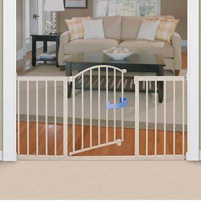 Summer Infant Metal Expansion Gate, 6 Foot Wide Walk-Thru