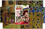 Disney Pixar Toy Story 3: Activity Full Colour Sticker Book