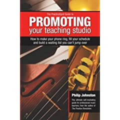 The PracticeSpot Guide to Promoting Your Teaching Studio