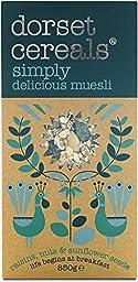 Dorset Cereals - Muesli - Simply Delicious Muesli - 850g (Case of 5)