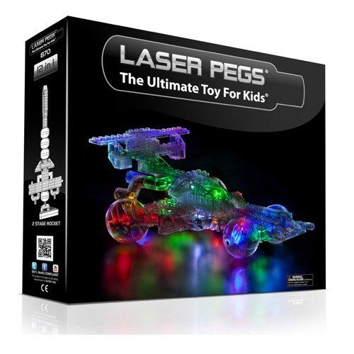 Laser Pegs 12 in 1