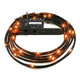 NZXT Orange LED (12 lights installed) Decoration tube 1m CB-LED10-OR