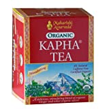 Stimulating KAPHA Organic Herbal Tea (4 Packs, Total of 64 Tea Bags) thumbnail