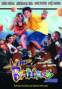 DVD Covers the Brainiacs