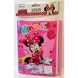 Disney Minnie Mouse 3-D Photo Album Lenticular Magnifying, Holds 32 Photos 4 X 6
