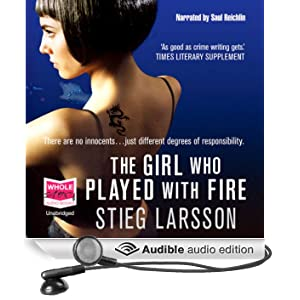 The Girl Who Played with Fire (Unabridged)