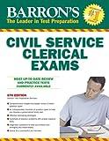 Barrons Civil Service Clerical Exam
