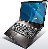 Lenovo G570シリーズ 15.6型 LEDバックライト付 HD液晶 ノートブック ダークブラウン 4334-49J
