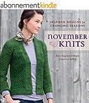November Knits: Inspired Designs for...