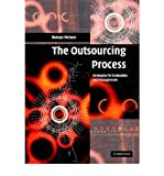 img - for By Ronan McIvor The Outsourcing Process: Strategies for Evaluation and Management [Hardcover] book / textbook / text book