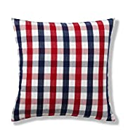 Multi Checked Cushion