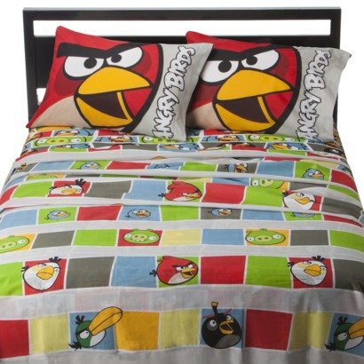 Angry Birds Bedding 7238 front