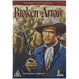 La Flche brise / Broken Arrow [ Origine Australien, Sans Langue Francaise ]par James Stewart