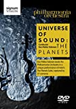 Universe of Sound - Holst: The Planets; Talbot: Worlds, Stars, Systems, Infinity (Philharmonia Orchestra/Esa-Pekka Salonen) [DVD] [NTSC]
