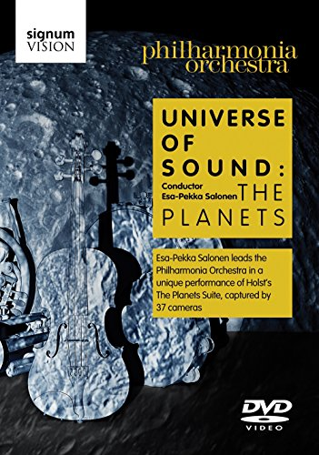 Universe of Sound: The Planets [DVD] [Import]