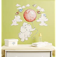 Wallies Baby Flying High Wall Sticker