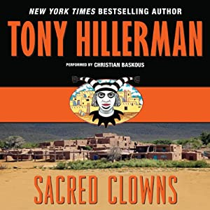Sacred Clowns | [Tony Hillerman]