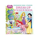 Disney Make It Sparkly Doll Dress Up