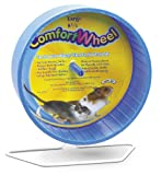 Super Pet Hamster Comfort Exercise Wheel, Large, Colors Vary