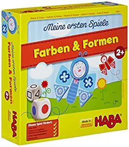 HABA 4652 Farben & Formen