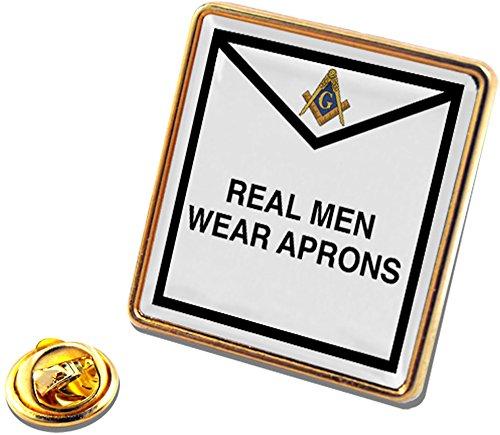 masonic-real-men-wear-aprons-square-lapel-pin-badge