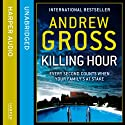 Killing Hour Audiobook by Andrew Gross Narrated by Lewis Hancock