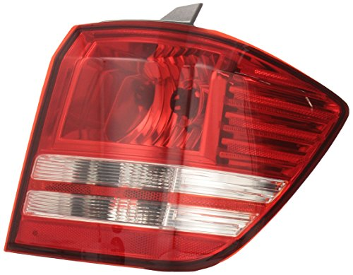 OE Replacement Dodge Journey Passenger Side Taillight Lens/Housing (Partslink Number CH2819126) (Dodge Journey Auto Parts compare prices)
