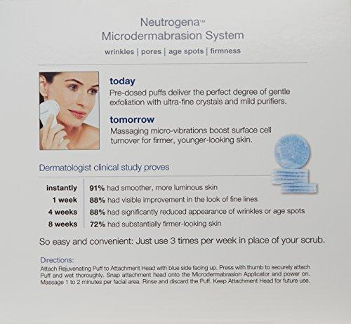 neutrogena scrub machine