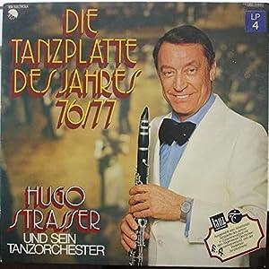 Hugo Strasser Und Sein Tanzorchester - Die Tanzplatte 1992