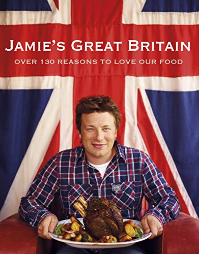 Jamie's Great Britain (Hardcover)