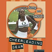 Cheerleading Gear: Jump and Shout, Book 1 Audiobook by Tracy Maurer Narrated by Lauren Davis