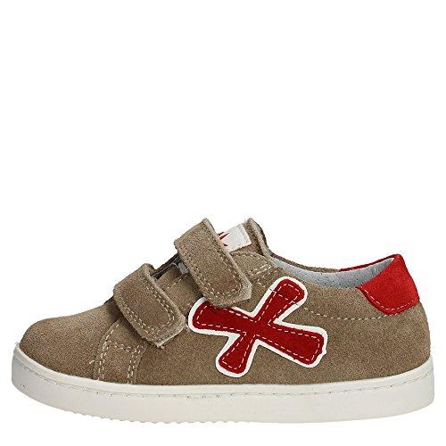 Ciao Bimbi 4052.22 Sneakers Bambino Camoscio Taupe Taupe 24