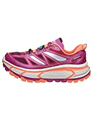 HOKA ONE ONE Mafate Speed Women's Shoes Aster/Coral - US 10.5 - Narrow Width (B)