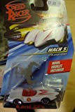 Hot Wheels Speed Racer 1:64 - Mach 5 With Spear Hooks