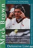 echange, troc Successful Football Coaching: Mack Brown - Defensi [Import anglais]