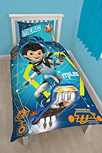 Miles From Tomorrowland Twin Bedding Set